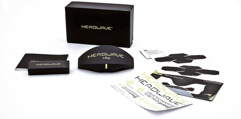 HEADWAVEのデザイン